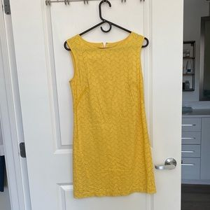Yellow Loft Dress